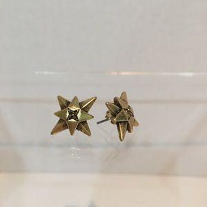Lucky Brand Earrings Pierced NWT